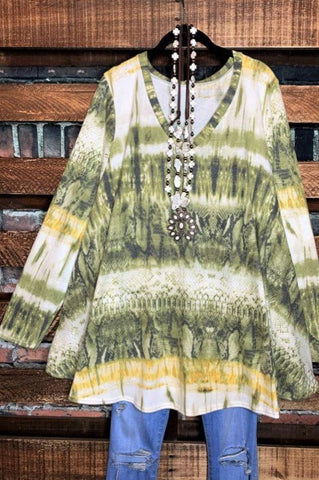 WESTERN SOUL TUNIC IN MULTI-COLOR