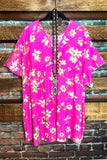 VINTAGE ANGEL BROWN EMBROIDERED LACE KIMONO