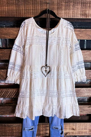 Magic In My Heart Lace Slip Dress Extender Mocha