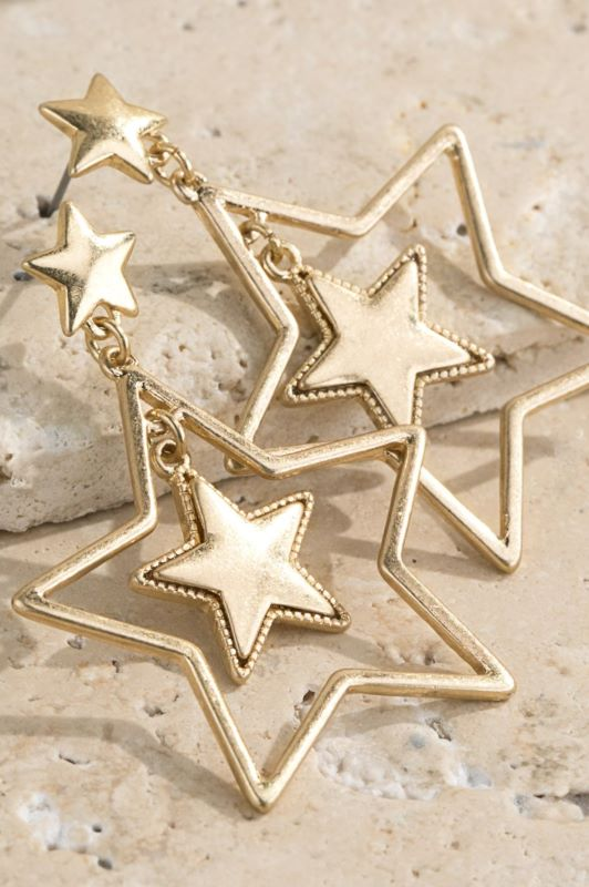 Wish Upon A Star Earrings