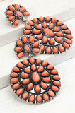 essa earrings peach floral.jpg