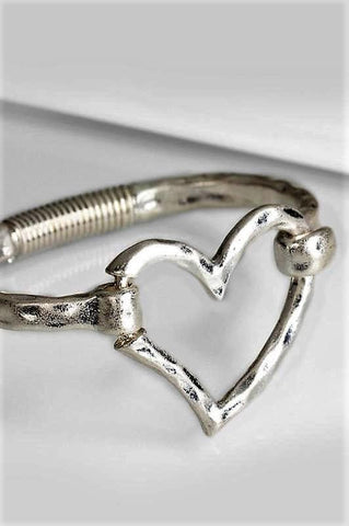 YOU'RE MY SWEET HEART BRACELET GOLD