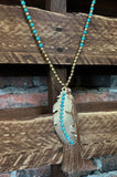 necklade turquoise
