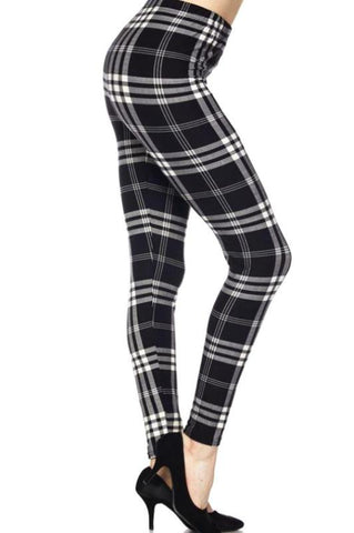 EASY GOES IT ESCAPE TIME SOFT LEGGINGS IN MULTI-COLOR