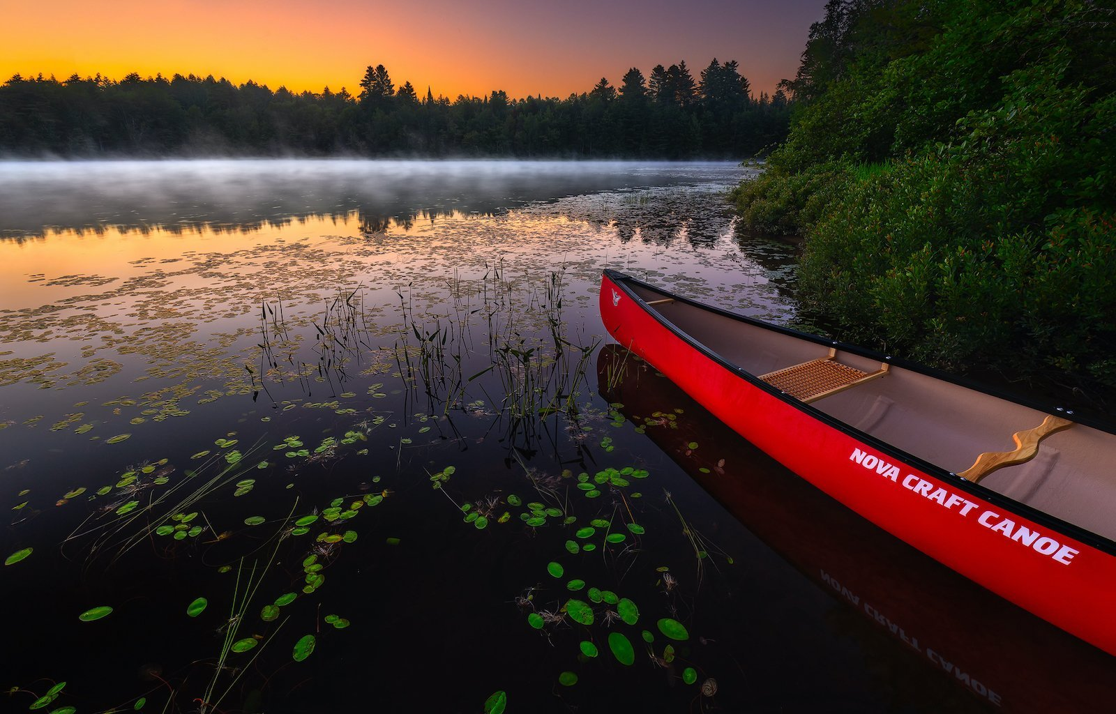 Special Indeed - Summer Canoeing & Photographing the ADKs