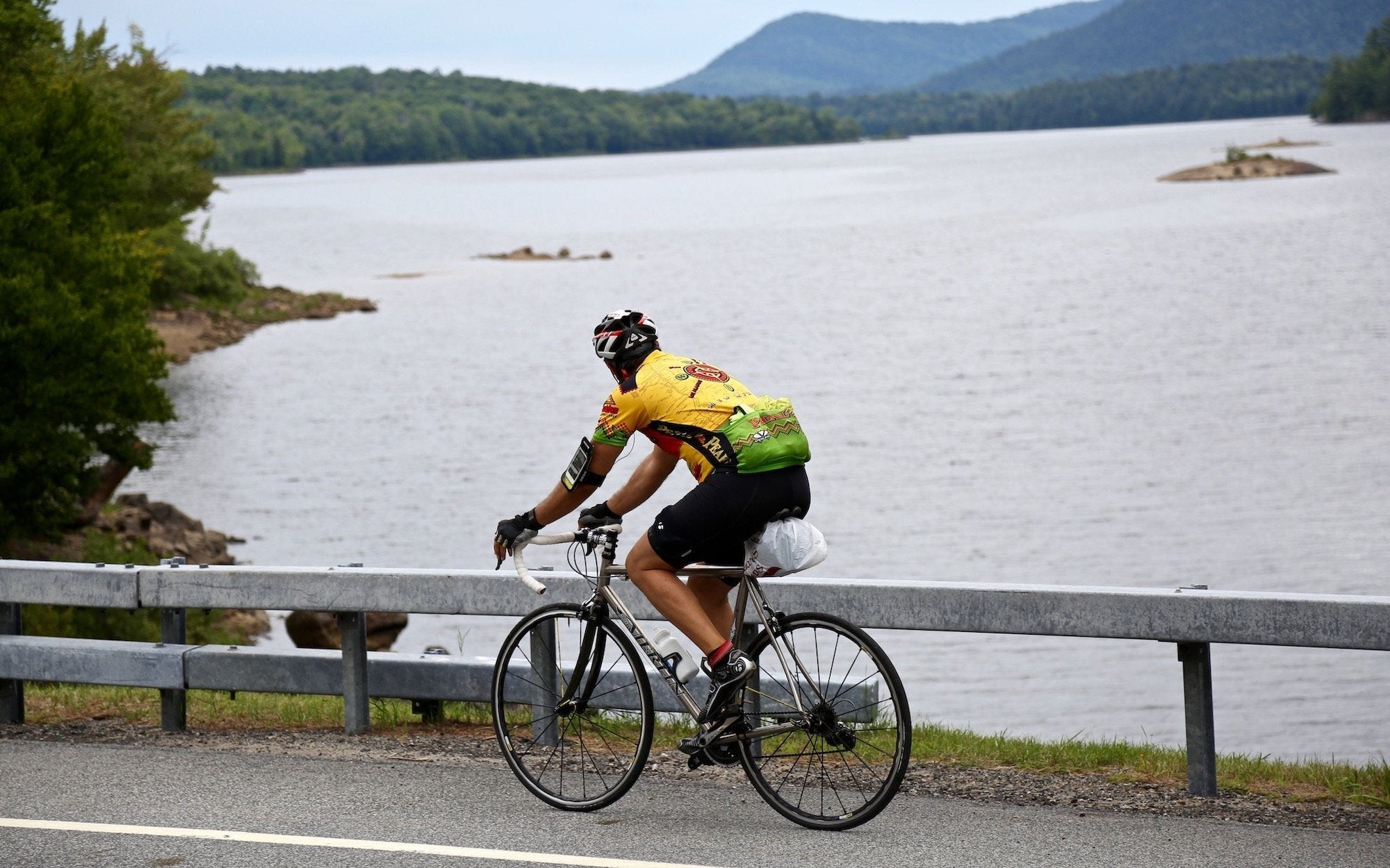 Jersey Collaboration w/ BikeADK | Pure Adirondacks