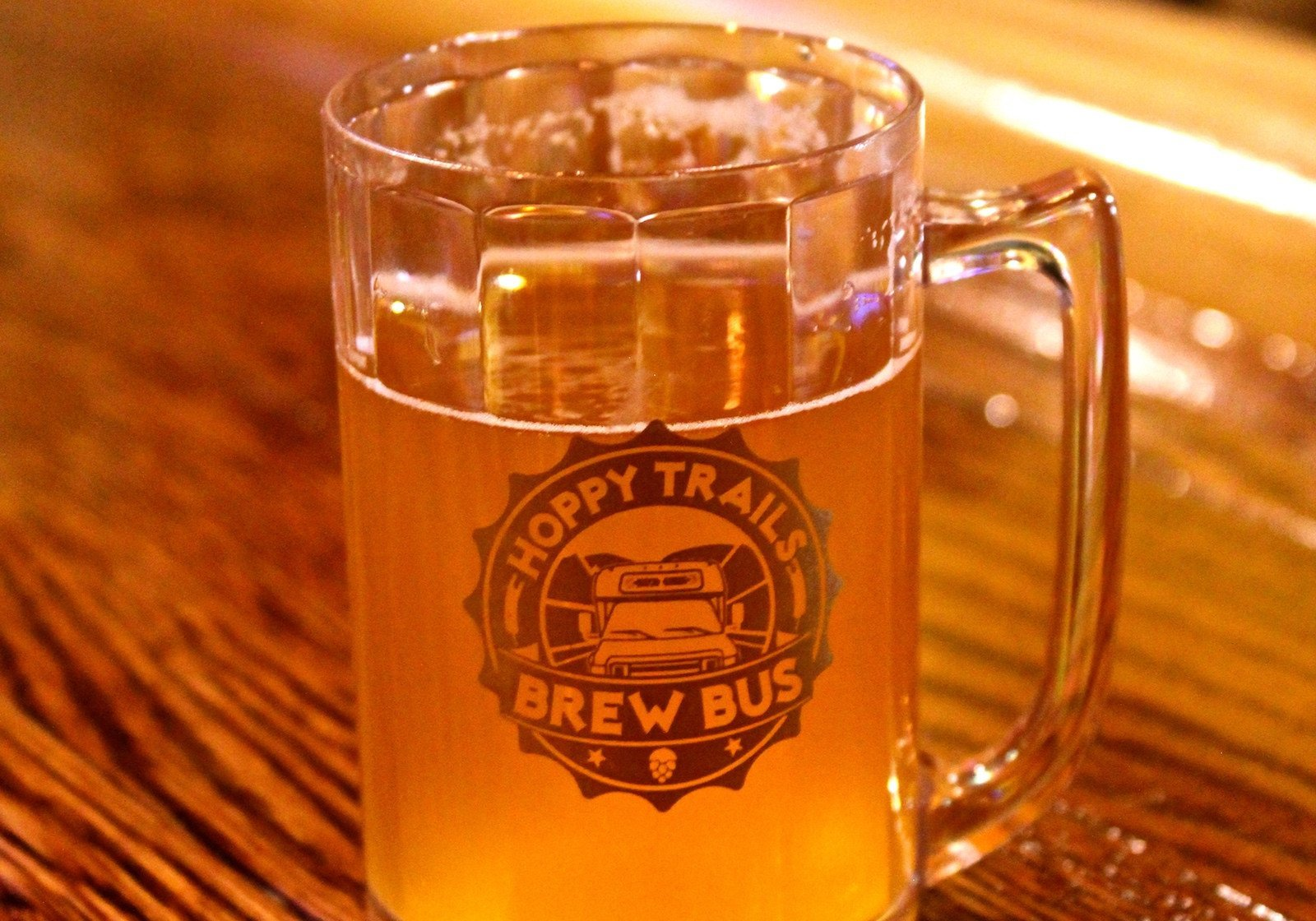 The Adirondack Brew Bus Experience