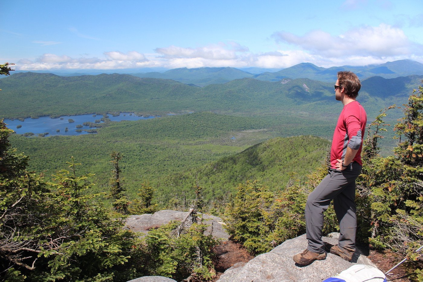 Macomb, South Dix, and Grace Peak | Pure Adirondacks