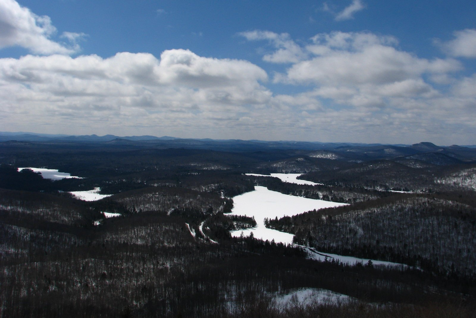 Mt. Arab Snowshoe | Pure Adirondacks