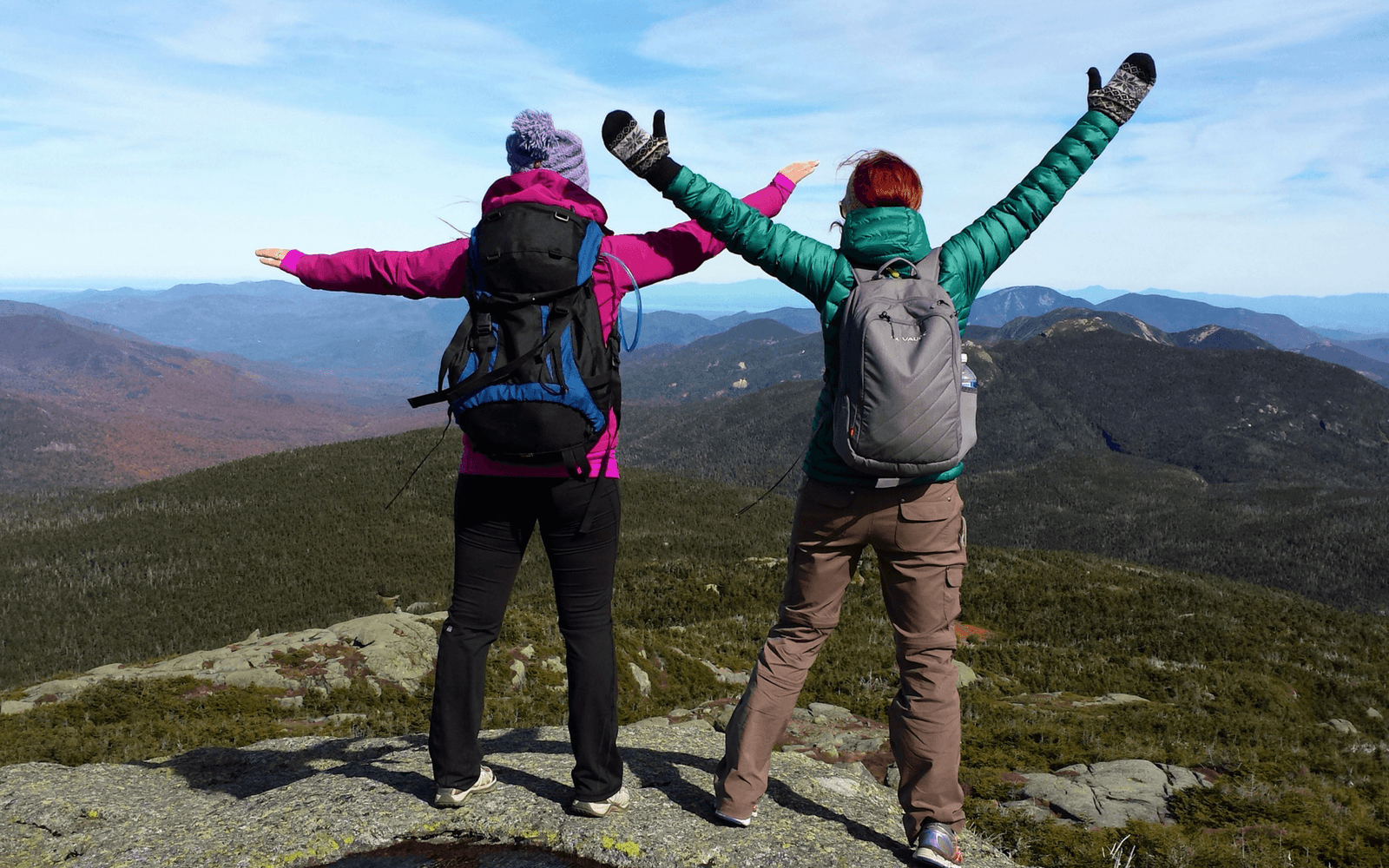 Girls Weekend & 1st High Peak Experience | Pure Adirondacks