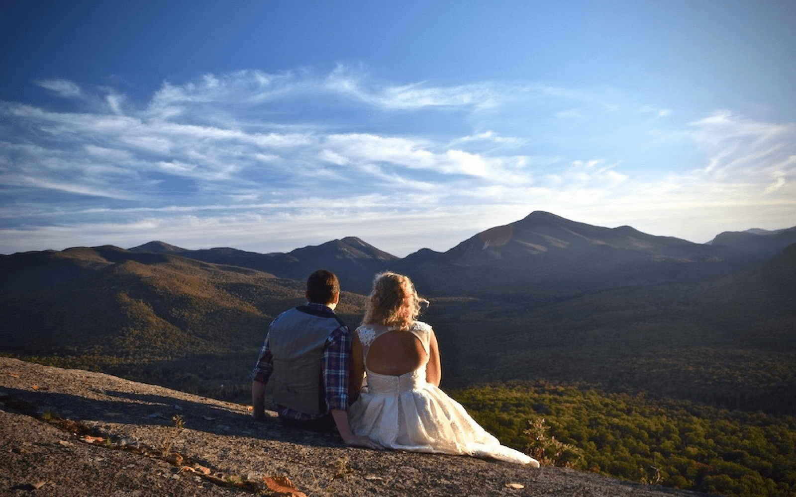 A Wilderness Wedding | Pure Adirondacks