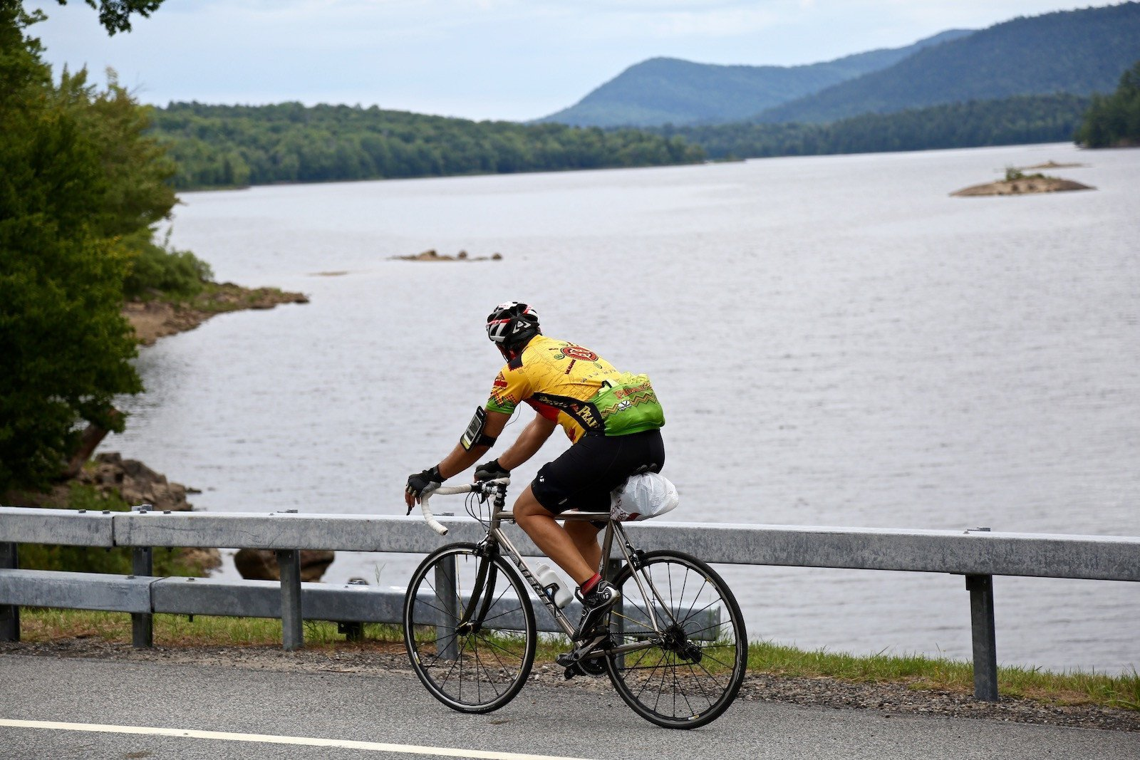 The ididaride! A 75-mile Bike Tour of the Adirondack Park