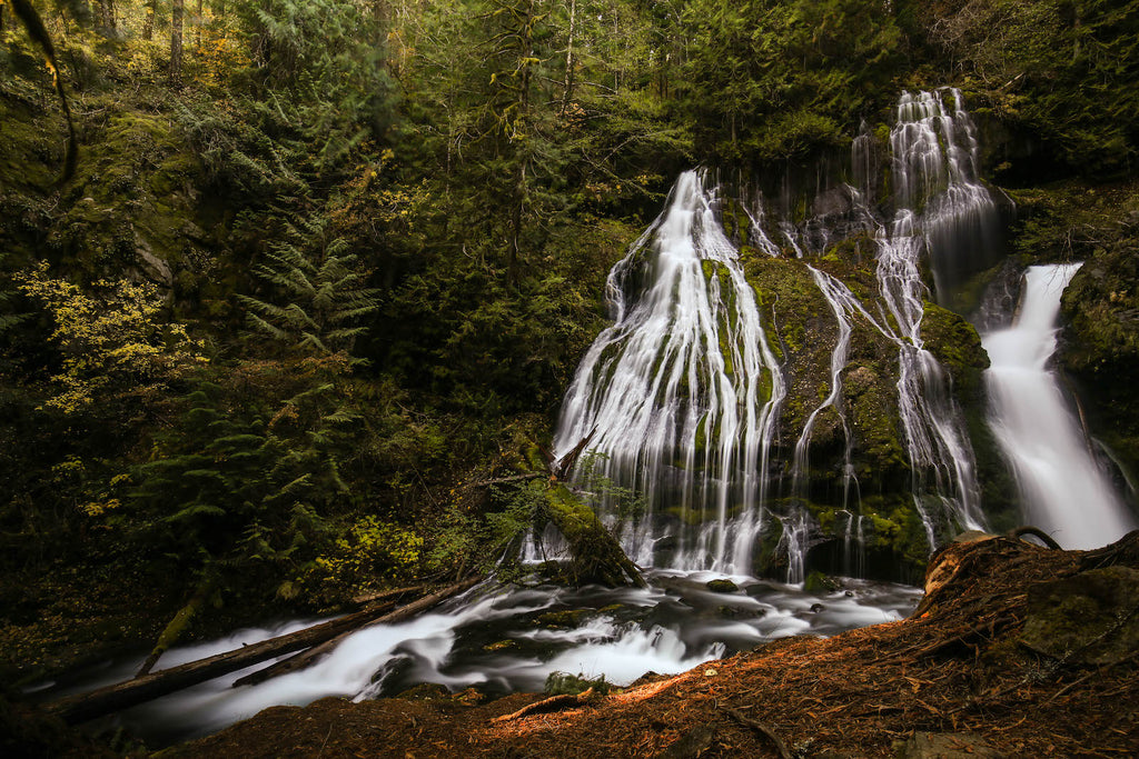 Panther Creek Falls, Washington