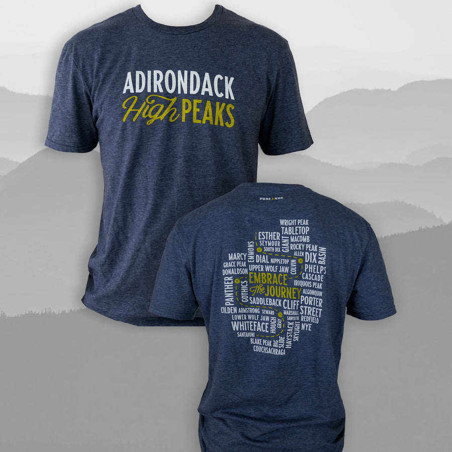High Peaks Tee - Pure Adirondacks