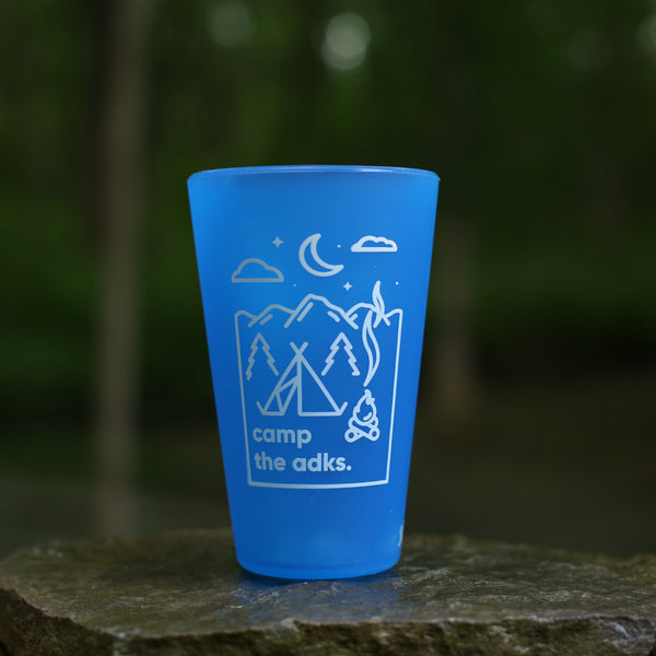 camp the adks. Silipint Cup - Bend Blue