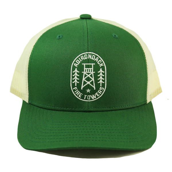ADK Fire Towers Hat - Pure Adirondacks