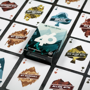 Playing Cards | Adirondack High Peaks Edition - Pure Adirondacks