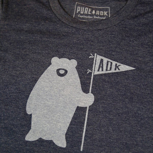 Bear Cub Tee (Youth) - Pure Adirondacks