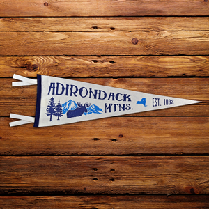 Pennant | Adirondack Mountains