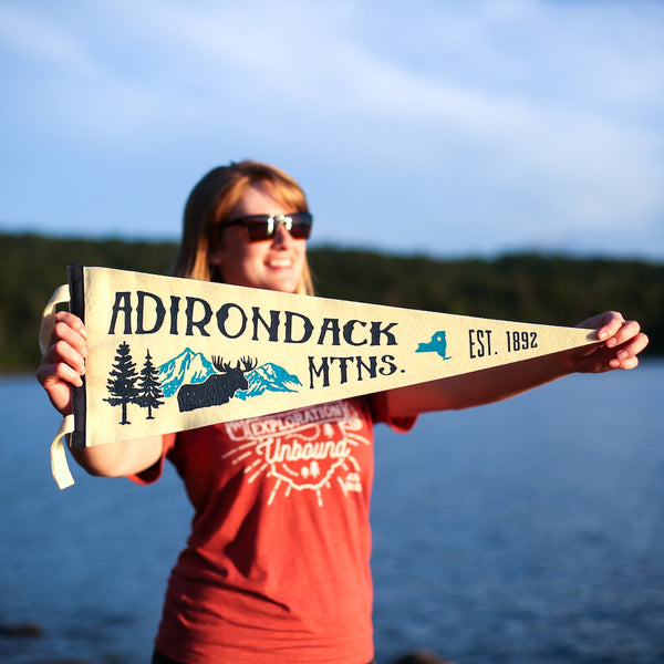 Pennant | Adirondack Mountains - Pure Adirondacks