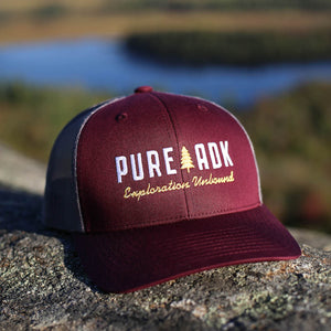 PureADK Logo Hat - Pure Adirondacks