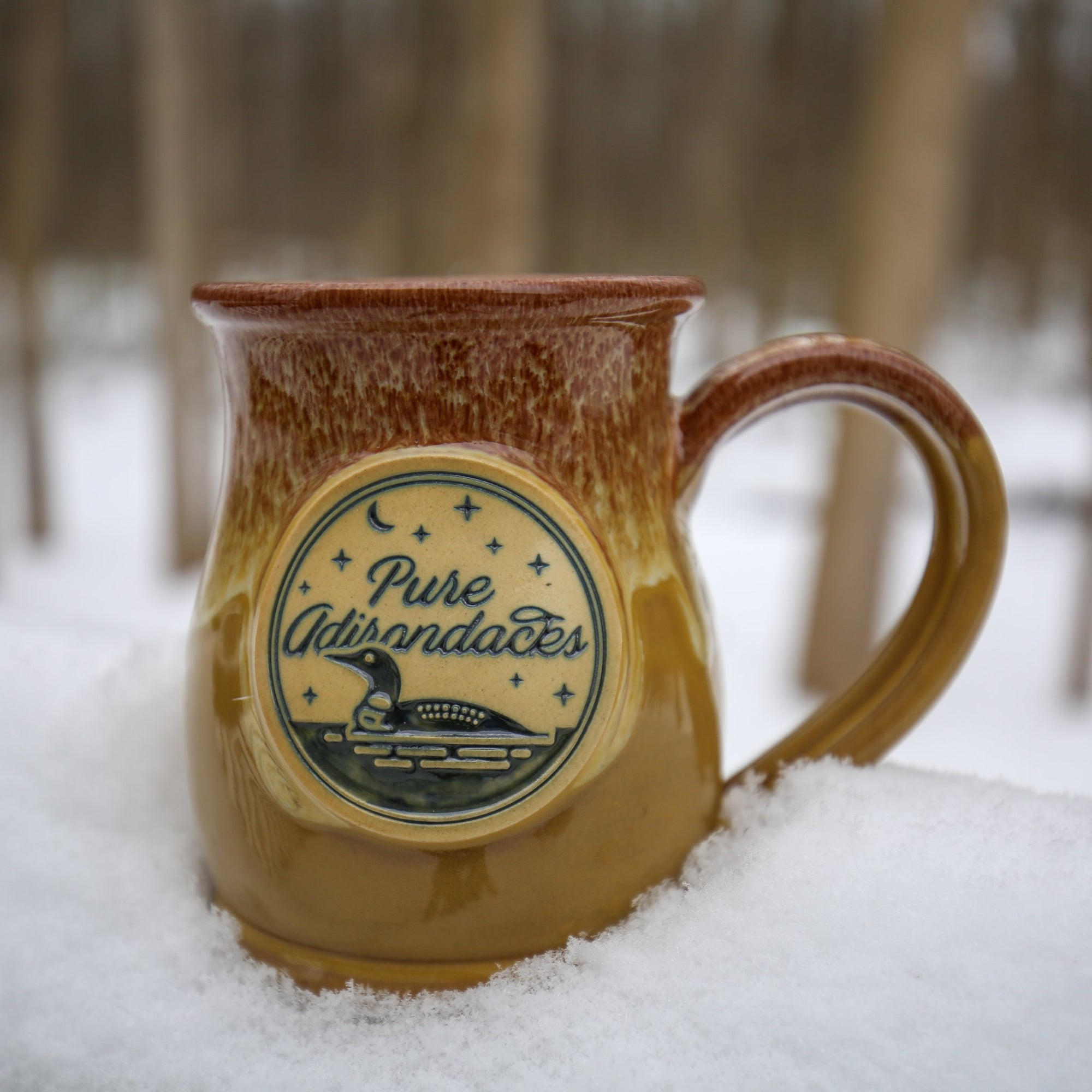 Lakeside Mug | Dijon