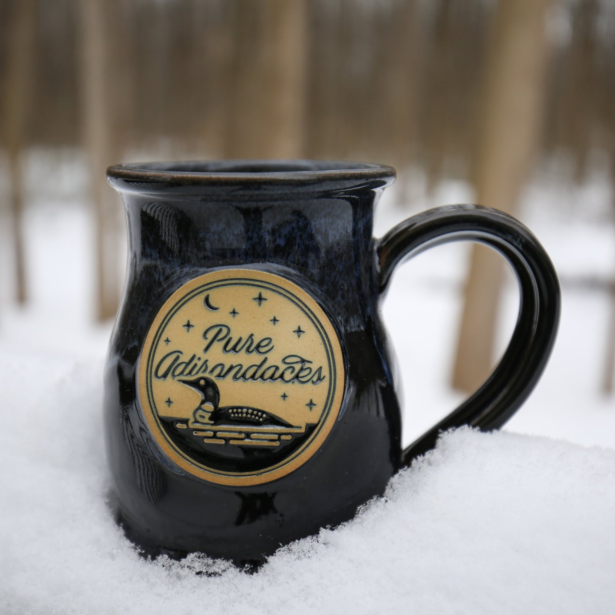 Lakeside Mug | Black
