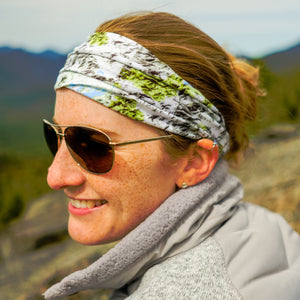 High Peaks Headband - Pure Adirondacks