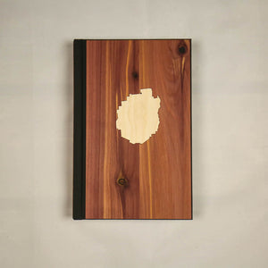 Wooden Journal (Cedar) - Pure Adirondacks
