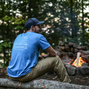 Exploration Unbound Tee - Pure Adirondacks