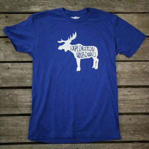 Exploration Unbound Tee (Men's) - Pure Adirondacks