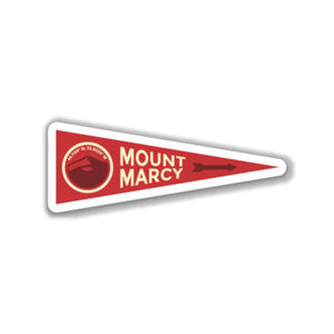 Mt. Marcy Sticker - Pure Adirondacks