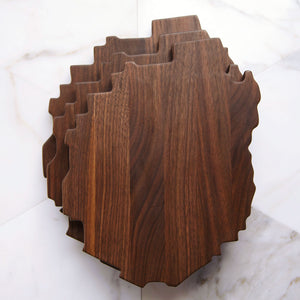 Handmade Adirondack Cutting Board - Pure Adirondacks