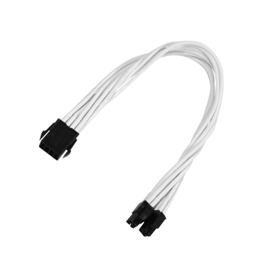 8-pin 4+4pin EPS Sleeved Cable
