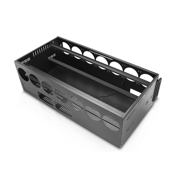 OEM/Custom Hydra VI 13 GPU Ultra Wide 6U Case
