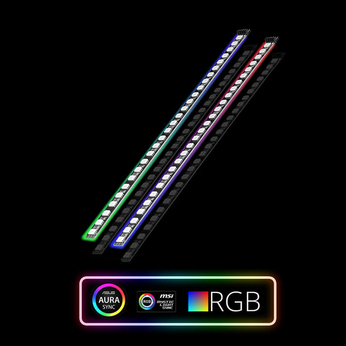 Rigid LED Bar RGB (Magnetic)