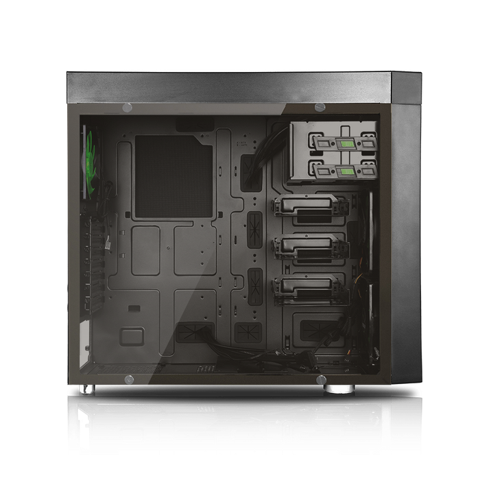 Tempered Glass Panel for CoolForce 1 Cases