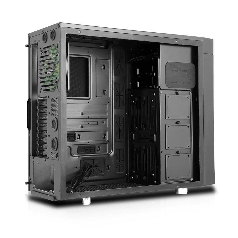 CoolForce 2 Mid Tower Case