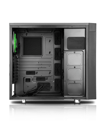 CoolForce 2 Tempered Glass Mid Tower Case