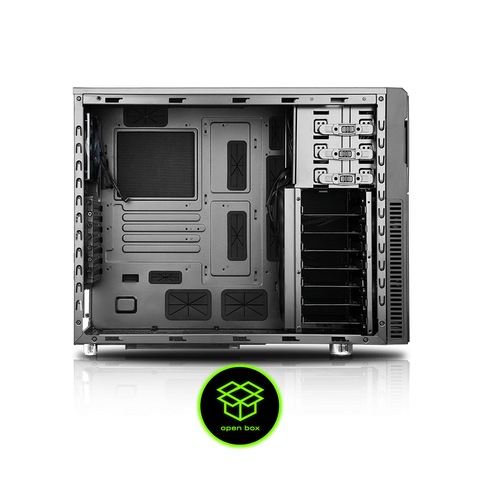 Open Box Deep Silence 2 Mid Tower Case
