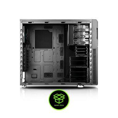 Open Box Deep Silence 3 Mid Tower Case