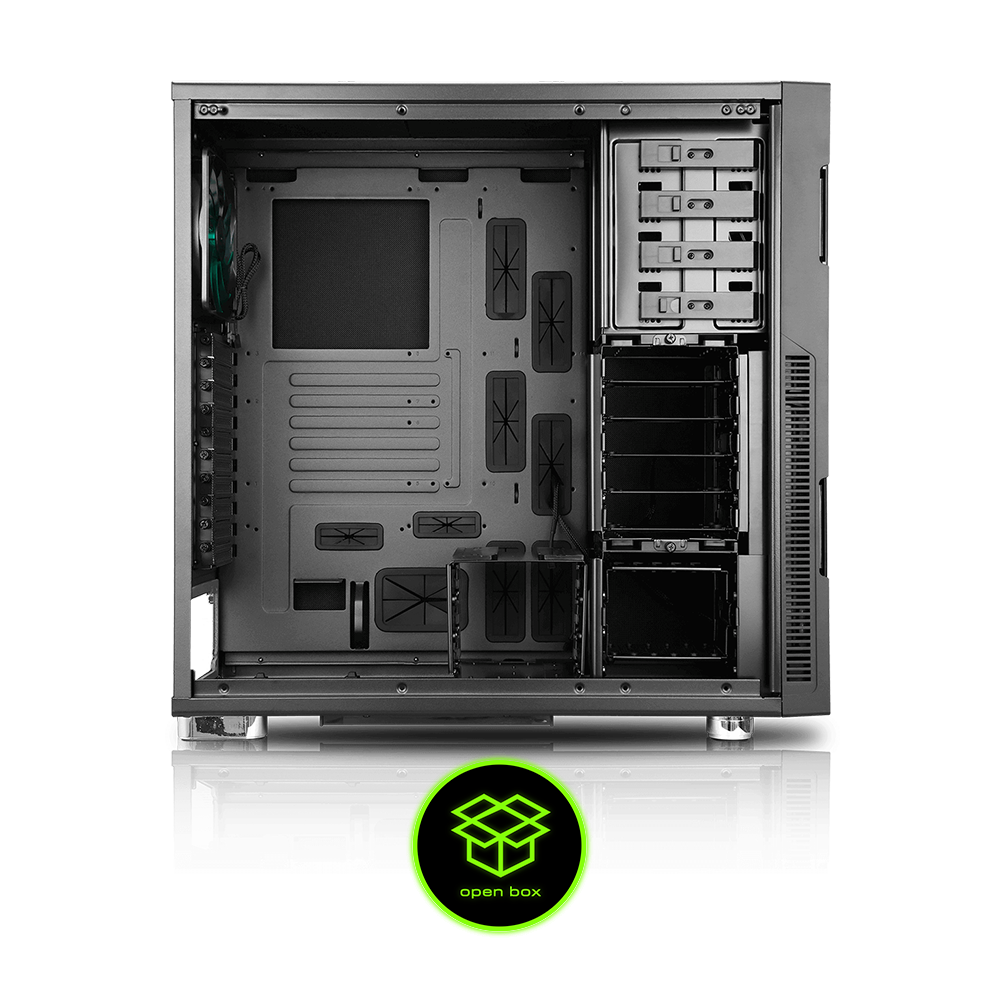 Open Box Deep Silence 5 Full Tower Case