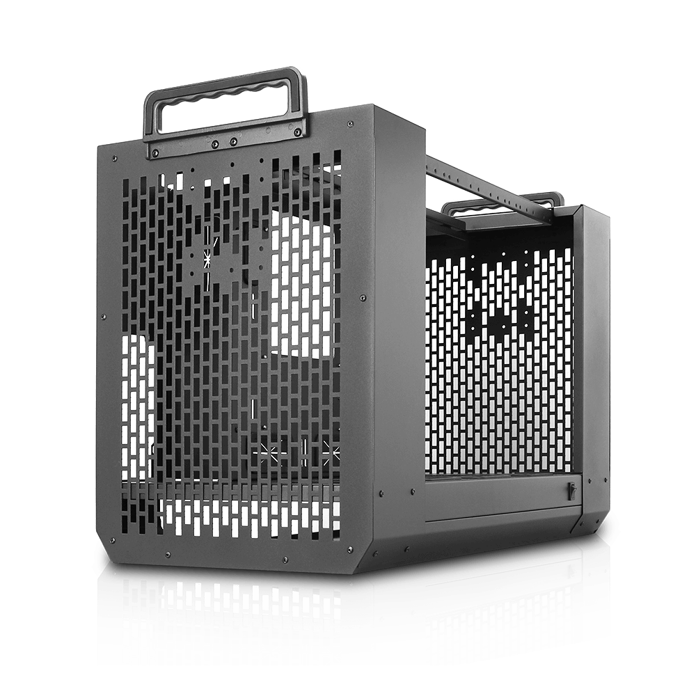 Hydra I 8 GPU Medium Tower Case
