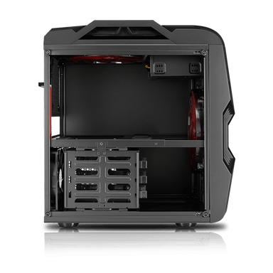 Rexgear 2 Micro ATX Case - Limited Edition, Onyx Black