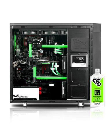 Cooling Fluids Pro - CF No.1 Opaque UV PC Coolant Pro Series