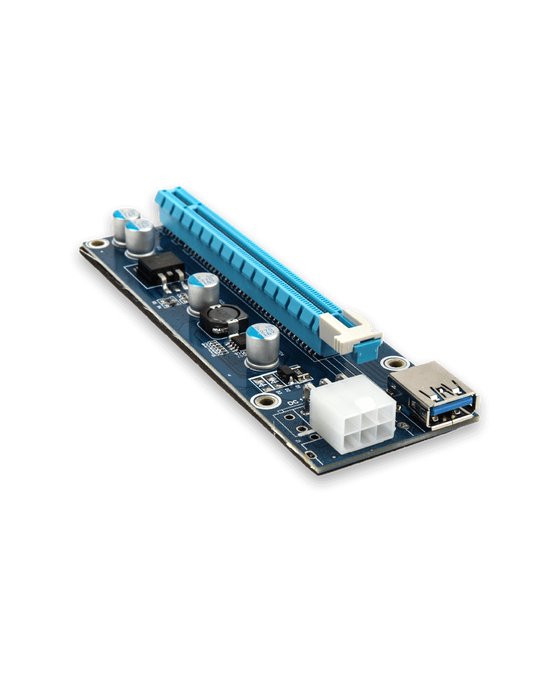 PC Cables - Hydra PCIE Riser Card