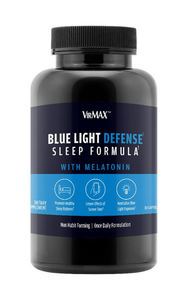 VirMAX Blue Light Defense Formula, 30 Count