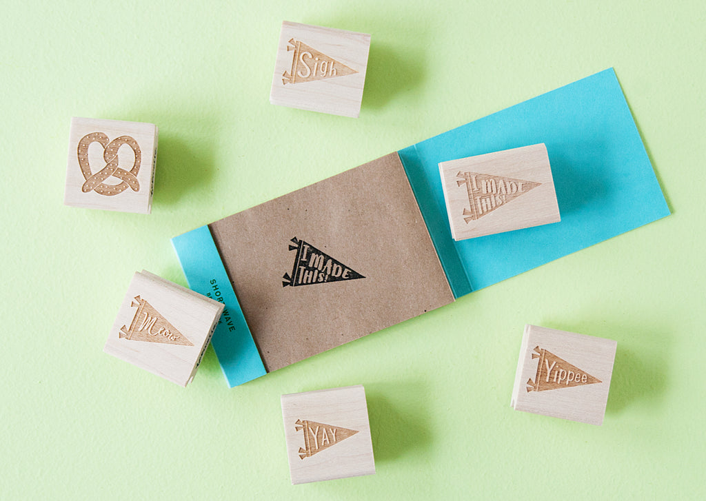 New rubber stamps from Felicette