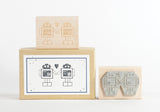 Robot Love Stamp