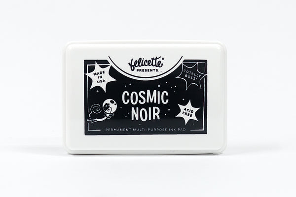 Cosmic Noir - Black Ink Pad